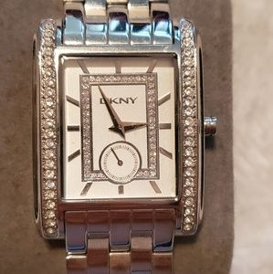 Dkny square face watch